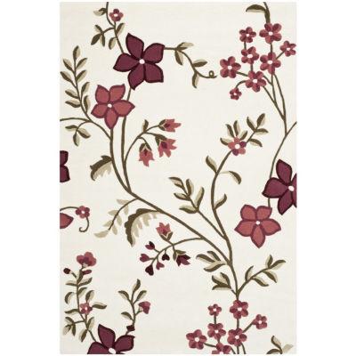 Safavieh Capri Collection Evaline Floral Area Rug