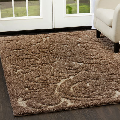 Home Dynamix Canyon Henley Floral Rectangular Rug