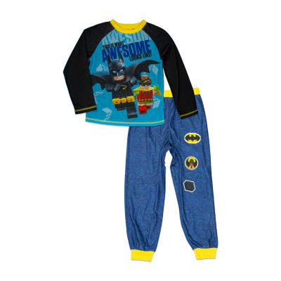2pc Lego Batman Pajama Set- Boys