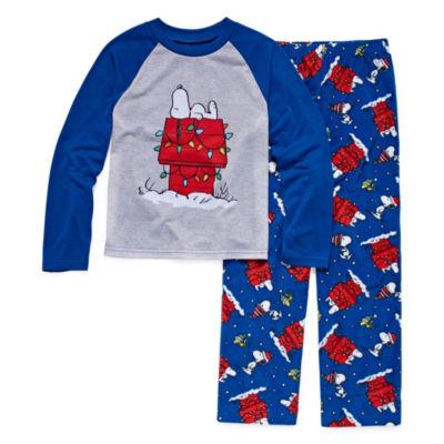 Snoopy Pajama Set-Boys