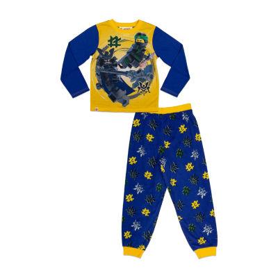 Lego 2pc Ninjago Pajama Set- Boys