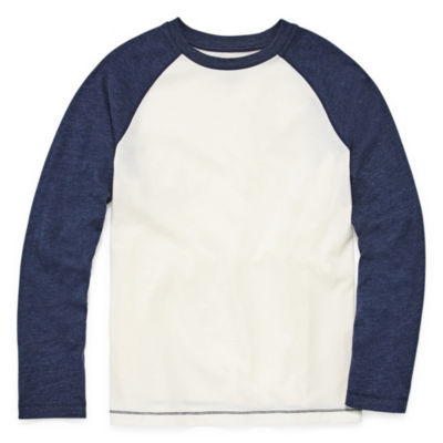 Arizona Long Sleeve Raglan T-Shirt Boys 4-20