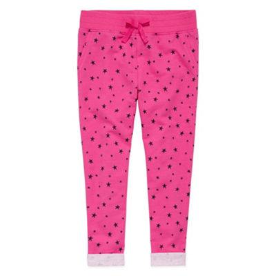 Okie Dokie Girls Jogger Pant - Toddler