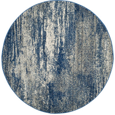 Safavieh Deion Abstract Round Rugs