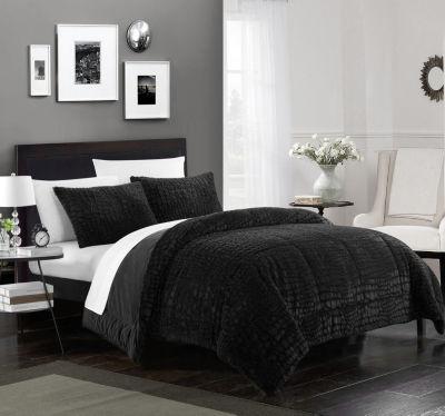 Chic Home Alligator 3-pc Comforter Set