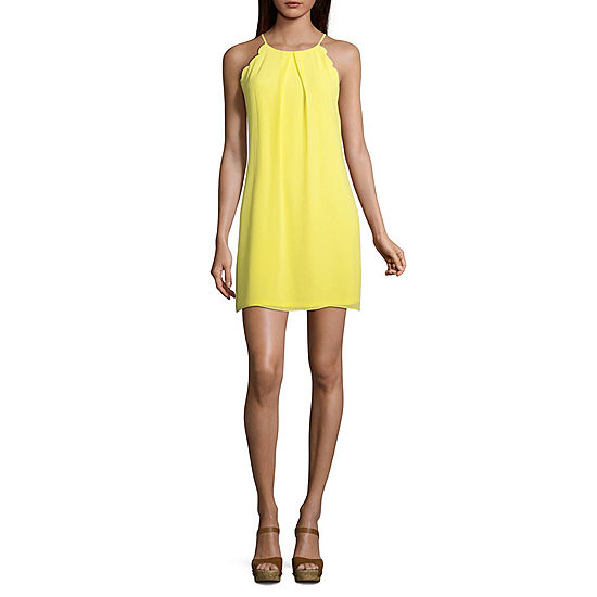 Byby Sleeveless Shift Dress Juniors Jcpenney
