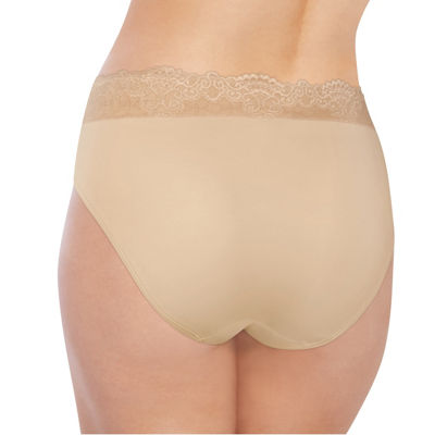 Bali Passion For Comfort Microfiber High Cut Panty Dfpc62