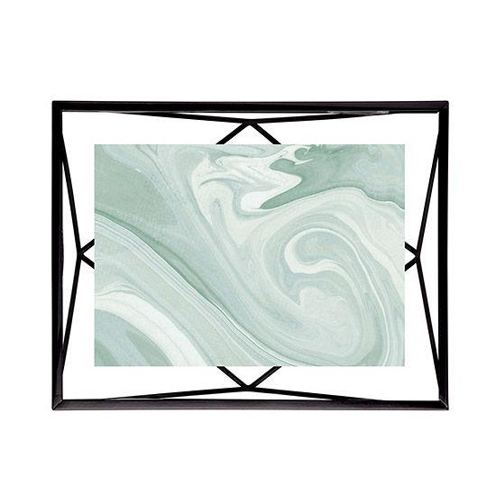 Umbra Prisma Photo Display 5x7 Black 1-Opening Tabletop Frame