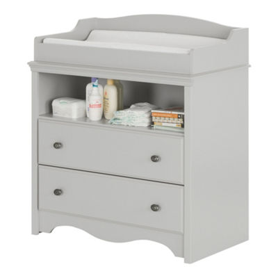 Angel Changing Table with Drawers