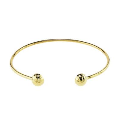 Sechic Womens 14K Cuff Bracelet 14K Gold
