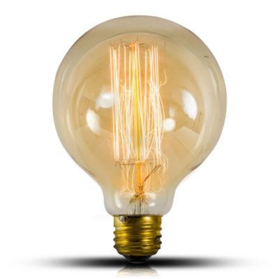 Vintage Edison 40W Medium Light Bulb