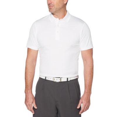 PGA TOUR Short Sleeve Ottoman Polo Shirt