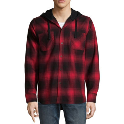 Arizona Flannel Lightweight Shirt Jacket