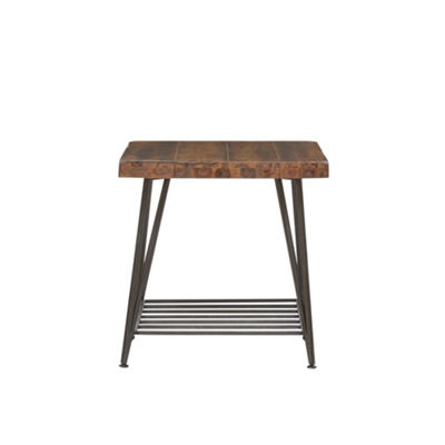 Ink+Ivy Trestle End Table