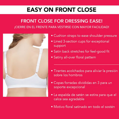 Just My Size 2-Pack Wireless Full Coverage Bra-Mjp110