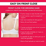 Just My Size 2-Pack Wireless Comfort Full Coverage Bra-Mjp110