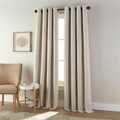 Harrison Grommet-Top Curtain Panel