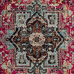 Safavieh Monaco Collection Alys Oriental Round Area Rug