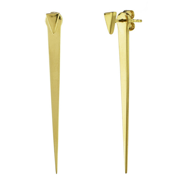 Sechic 14K Gold Earring Jackets