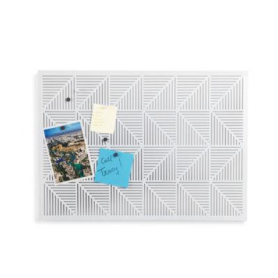 Umbra Trigon Bulletboard White Message Board