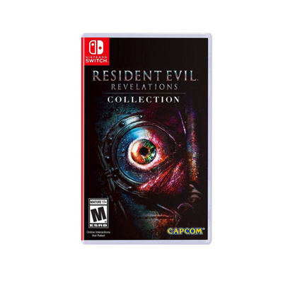 Nintendo Switch Resident Evil Revelations Collection Video Game