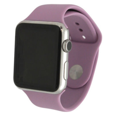 Olivia Pratt Compatible With Apple Watch Unisex Watch Band-8812lilac42