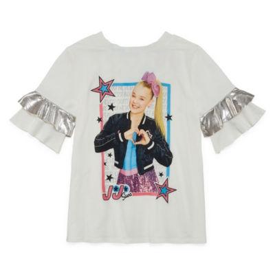 JoJo Siwa Graphic T-Shirt Girls