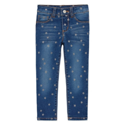 Okie Dokie Skinny Fit Jean Toddler Girls