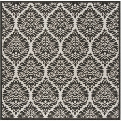 Safavieh Linden Collection Nikola Geometric SquareArea Rug