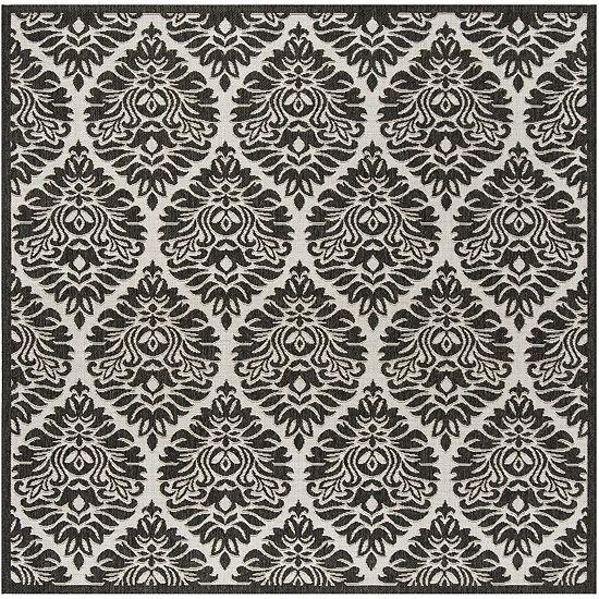 Safavieh Linden Collection Nikola Geometric SquareArea Rug