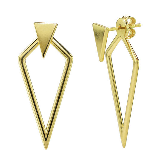 Sechic 14K Gold Earring Jackets