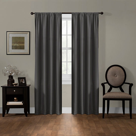 Smart Curtains Julius Rod-Pocket Curtain Liner