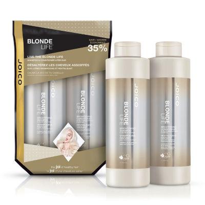 Joico Blonde Life Liter Duo Value Set - 33.8 oz.