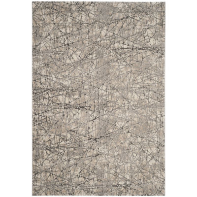 Safavieh Meadow Collection Dexter Abstract RunnerRug
