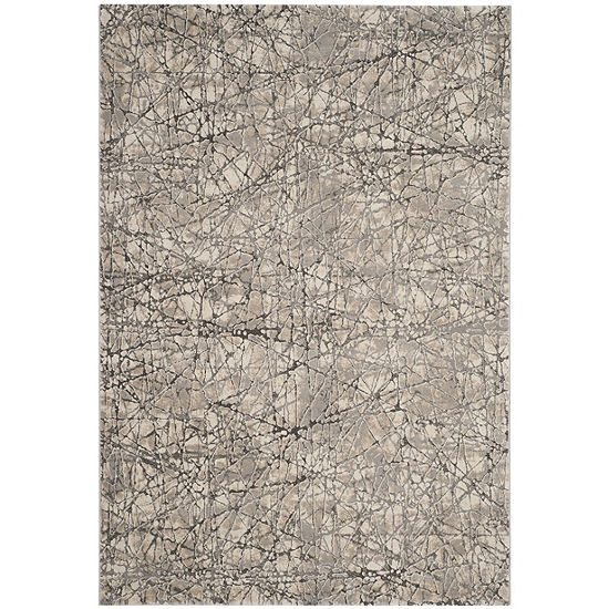 Safavieh Meadow Collection Dexter Abstract Runner Rug