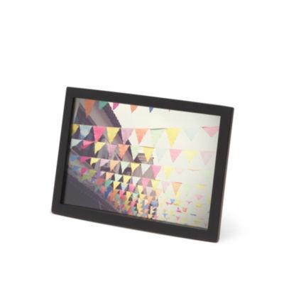 Umbra Senza Photo Display 4x6 Black 1-Opening Tabletop Frame