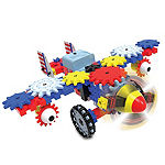 The Learning Journey Techno Gears - Aero Trax Plane