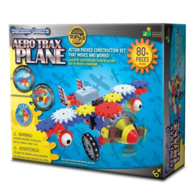 The Learning Journey Techno Gears - Aero Trax Plane