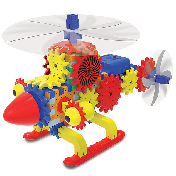 The Learning Journey Techno Gears - Quirky Copter
