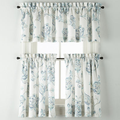 JCPenney Home Quinn Jacobean Tier Pair