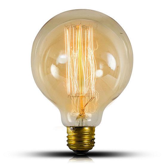 Vintage Edison 40w Large Light Bulb