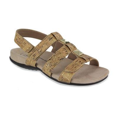 Mia Amore Elena Womens Strap Sandals