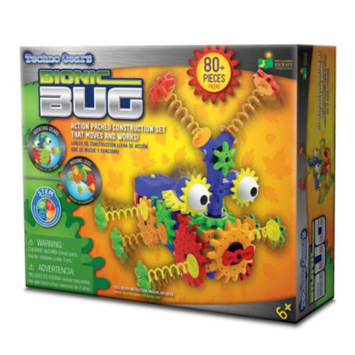 The Learning Journey Techno Gears - Bionic Bug