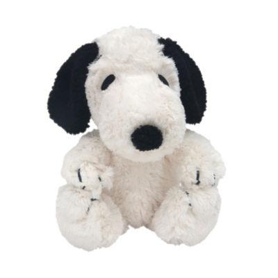 Lambs & Ivy Peanuts My Little Snoopy White/Black Plush Dog - Snoopy By Lambs & Ivy Stuffed Animal