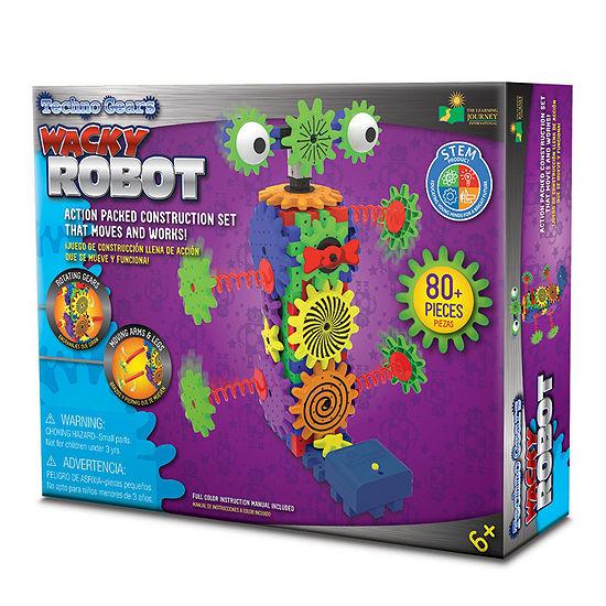 The Learning Journey Techno Gears - Wacky Robot