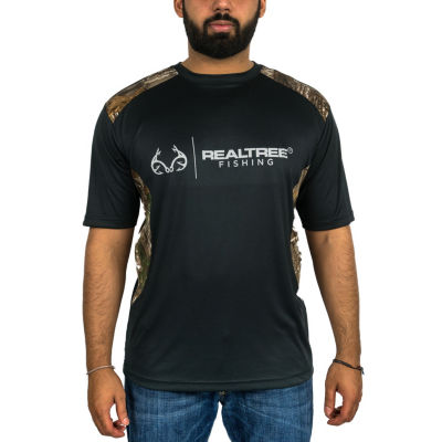 Realtree Short Sleeve Crew Neck T-Shirt
