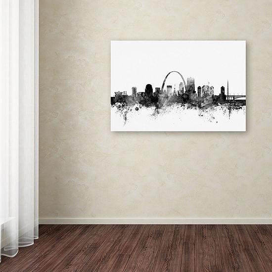 Home Decor Liquidators St Louis: Trademark Fine Art Michael Tompsett St Louis Missouri