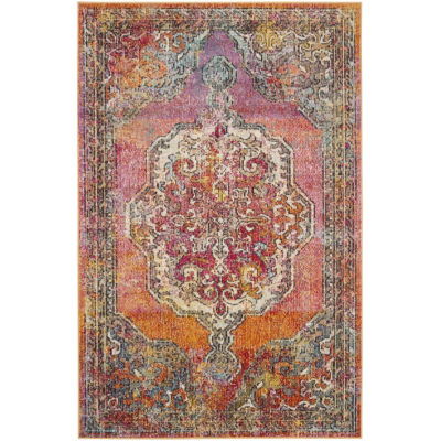 Safavieh Crystal Collection Brynn Oriental Area Rug