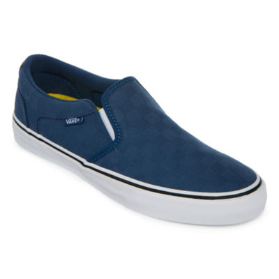 Vans Asher Dx Mens Skate Shoes Slip-on