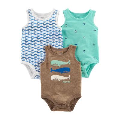 Carter's 3-Pk. Bodysuit - Baby Boys